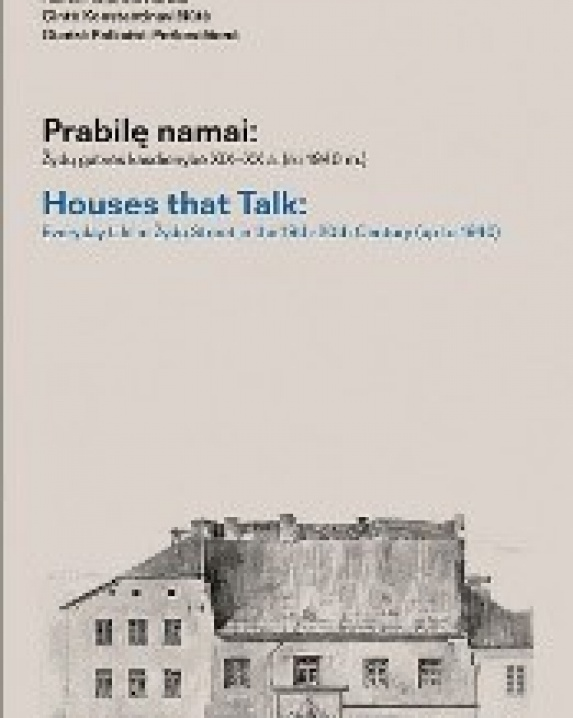 Prabilę namai = Houses that talk